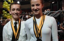 Mapleton Duo Has Four First-Place Finishes