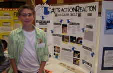 Hobble Creek Student Places at District Science Fair