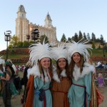 Manti Mormon Miracle Pageant
