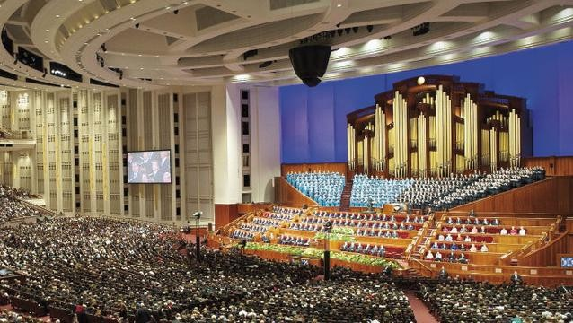 LDS General Conference to be held October 5-6, 2013