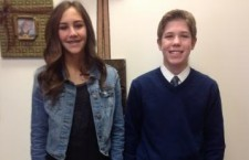 Camberlyn Robison, Cameron Asay to serve on Nebo Student Youth Council