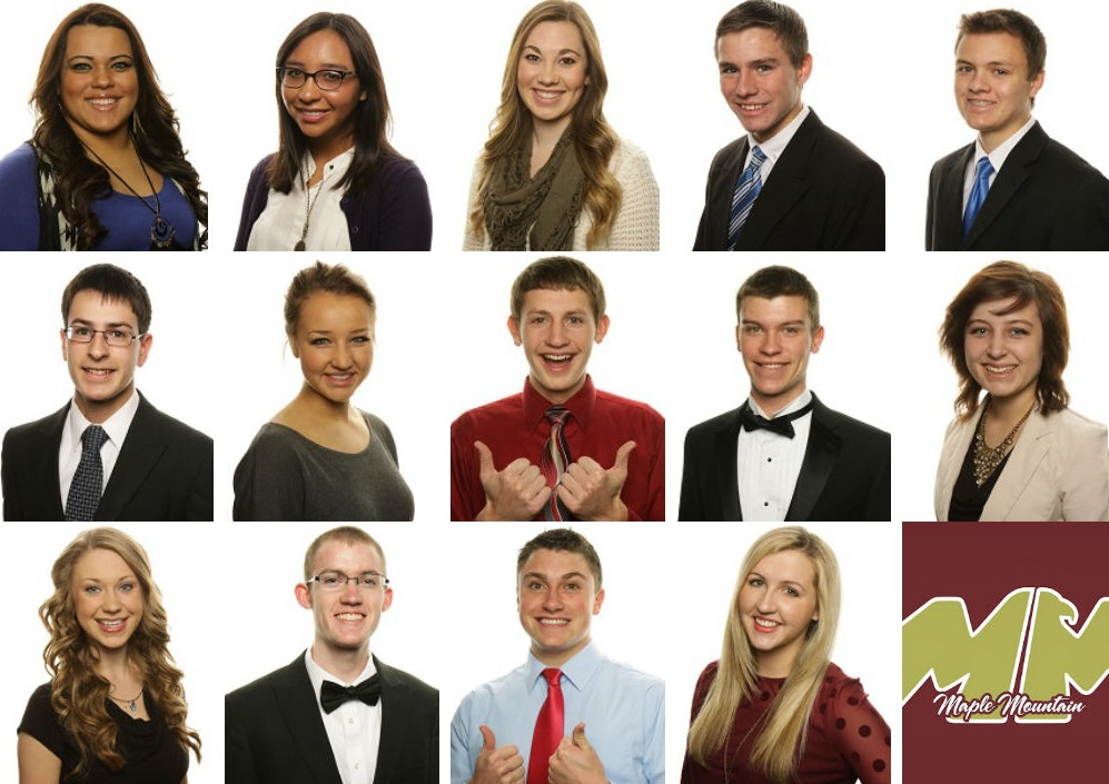 Maple Mountain High announces 2014 Sterling Scholars