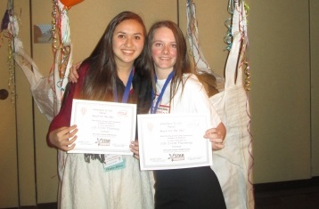 Maple Mountain's FCCLA club achieves at State competition