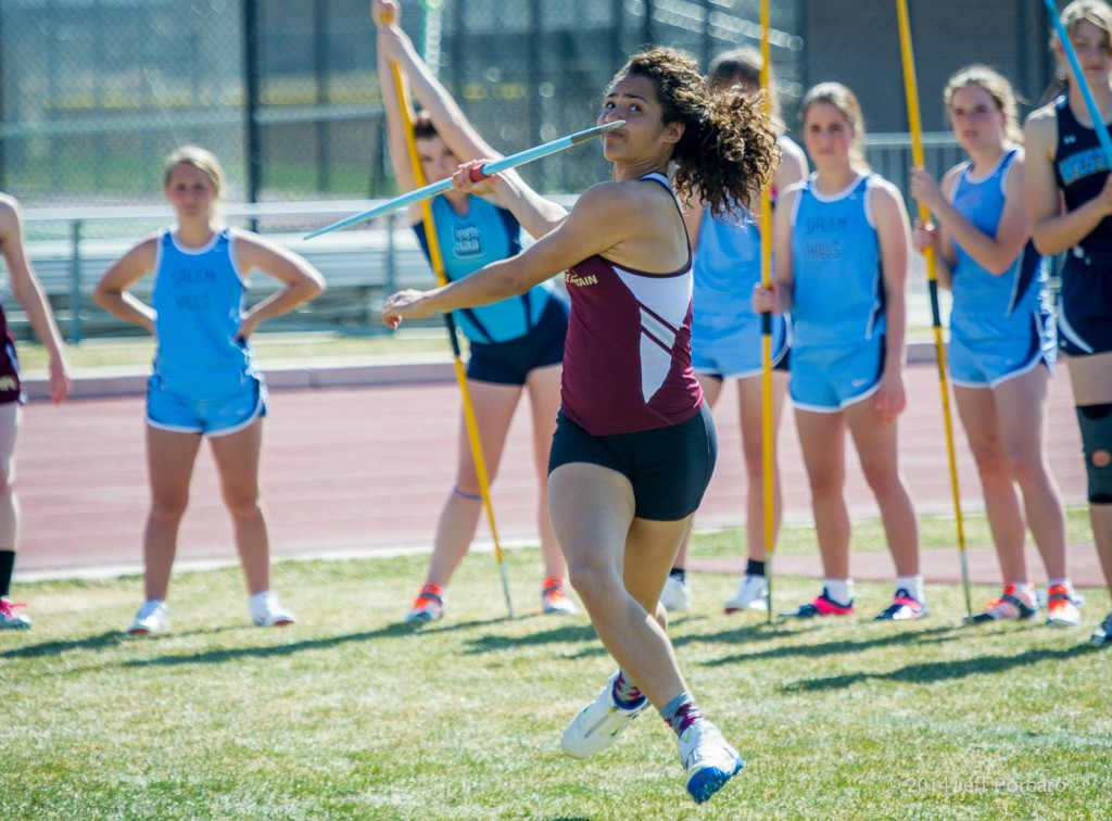 MMHS track and field athletes qualify for State