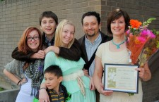 May Brit Reyes named foster mom of the year
