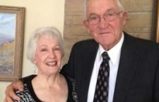 Collin and Peggie Allan are Mapleton's 2014 Pioneer Day Grand Marshals