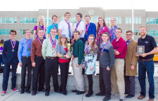 MMHS Science Olympiad Team Wins State Title