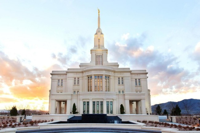 High Quality Payson Temple