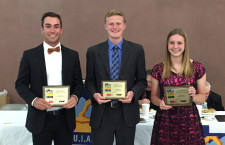 Three Nebo Students Honored with NIAAA Scholarship