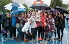 Maple Mountain Girls' Track takes State