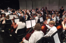 Nebo sixth grade orchestra students give Monster Concert