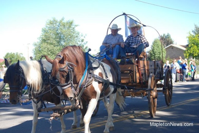 Mapleton 24th of July Pioneer Day Celebration 2015