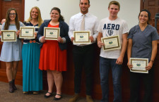 Nebo School District's Spring Academic All-State Winners 2015