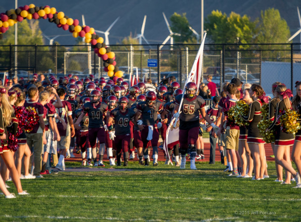 Maple Mountain wins Homecoming game, 13-11