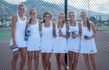 MMHS Tennis qualifies for State