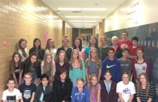 Mapleton Junior High Students of the Month