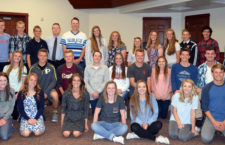 Nebo School District holds Captain's Academy