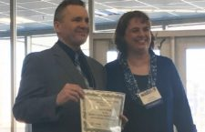 J. Lynn Jones Receives the Stevan J. Kukic Special Education Administrator of the Year