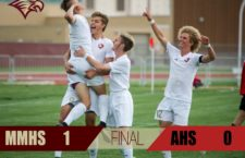 MMHS Boys Soccer advances to semifinals