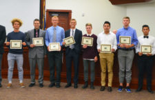 Nebo State Champion athletes recognized