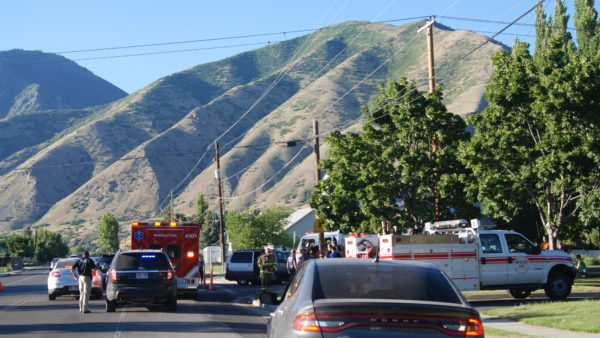Minor injuries and damage sustained in Mapleton car crash