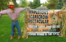 Mapleton Scarecrow Spectacular is Oct 15