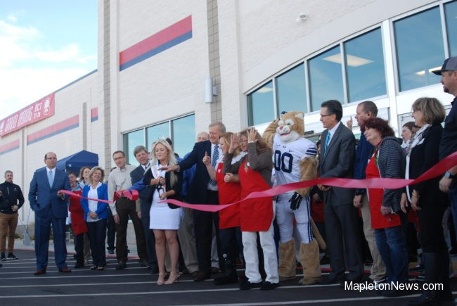 Springville Deseret Industries Grand Opening