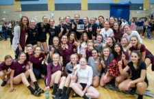 Maple Mountain Volleyball takes 1st in region, 6th in state
