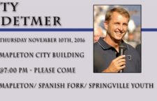 Ty Detmer to speak in Mapleton on Thursday, Nov. 10