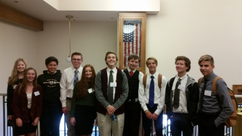 MMHS DECA Competes at Snow College