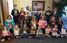 Mapleton Elementary Road to Success winners