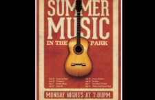 Mapleton Concerts in the Park 2017 Season