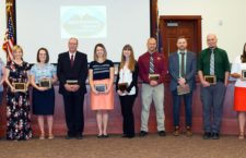 Nebo Names Teachers of the Year