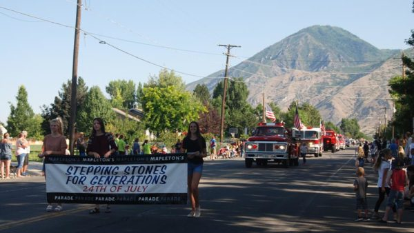 Mapleton Pioneer Day 2017