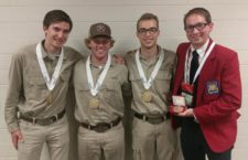 Maple Mountain High Welding National Champions